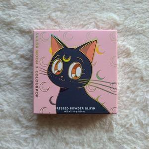 BNIB Sailor Moon x Colourpop Cat's Eye Blush